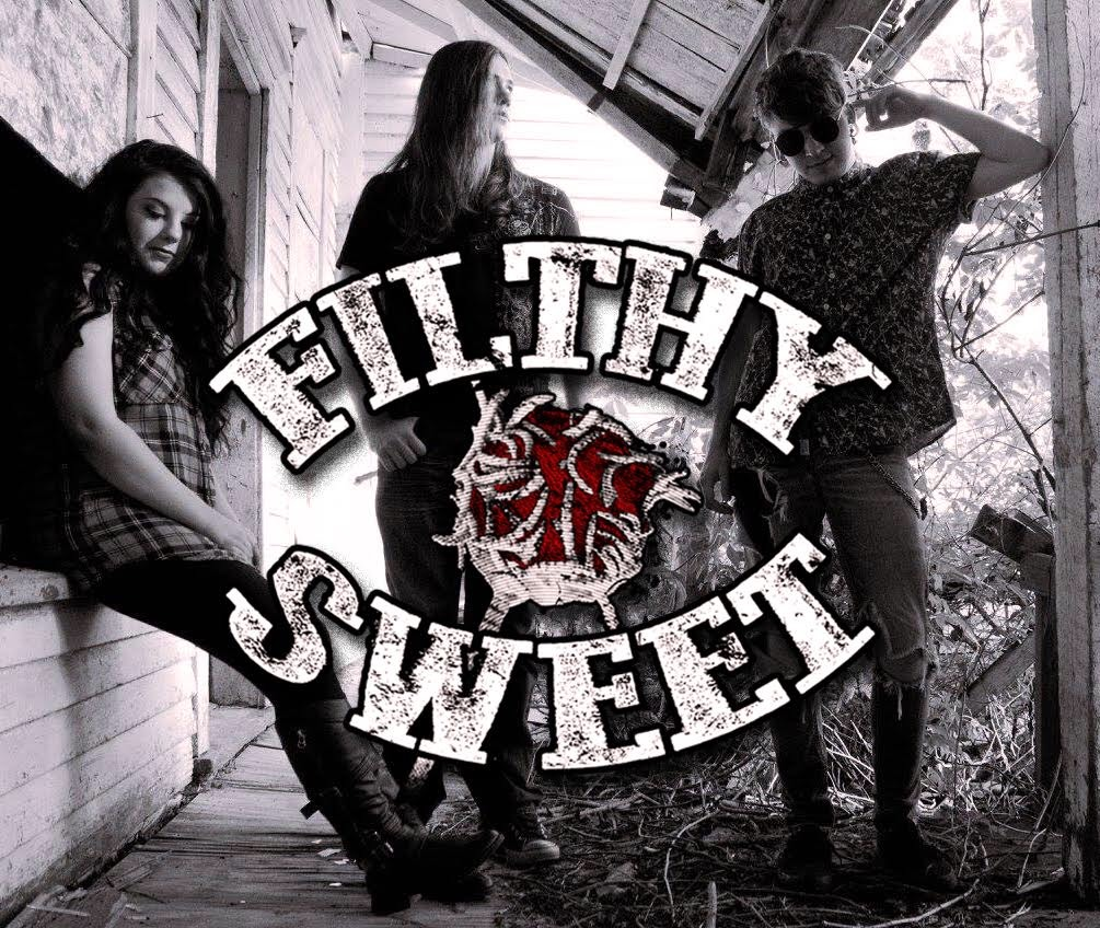 Filthy Sweet, a band from Eau Claire, WI.
